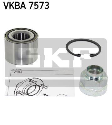 Комплект подшипника ступицы колеса SKF VKBA 7573