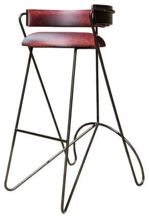 Барный стул Marmo Cosmo LP03/MB/8673-38 Matte black