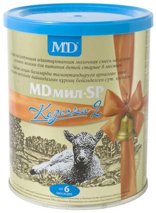 Молочная смесь MD мил SP Козочка от 6 до 12 мес. 400 г