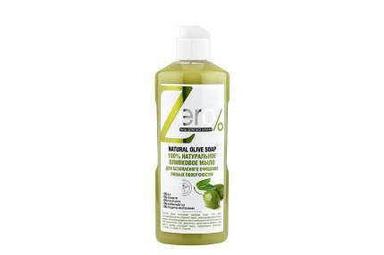 Мыло Zero для очищения оливковое для любых поверхностей 500 мл