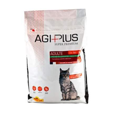 Сухой корм для кошек Babin Agi Plus, утка, 10кг
