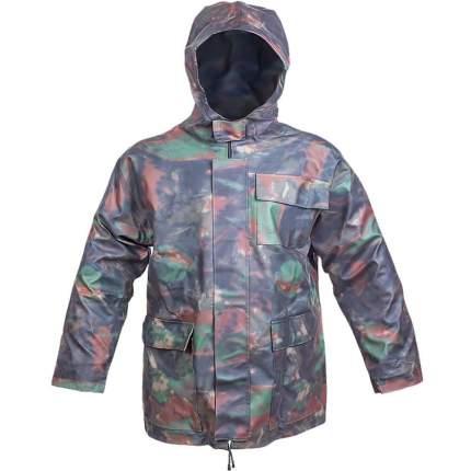 Куртка для рыбалки Дюна 157 К, дуб, 56-58 RU, 182-188 см
