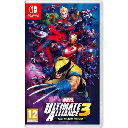 Игра для Nintendo Switch Marvel Ultimate Alliance 3:TBO
