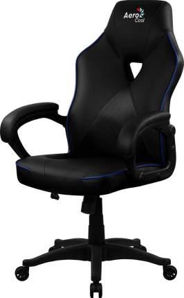 Игровое кресло AeroCool AC50C AIR, черный/синий