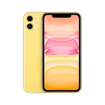Смартфон Apple iPhone 11 256GB Yellow (MWMA2RU/A)
