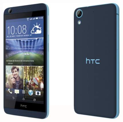 Смартфон HTC Desire 626G dual sim EEA 8Gb Blue