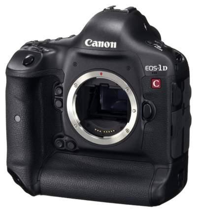 Фотоаппарат зеркальный Canon EOS 1D C Body Black