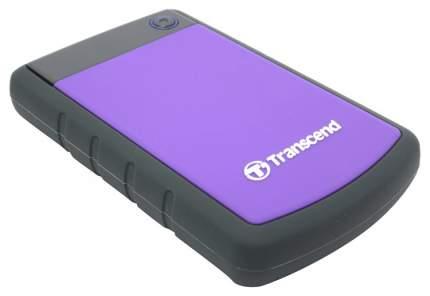 Внешний диск HDD Transcend StoreJet 1TB Purple (TS1TSJ25H3B)