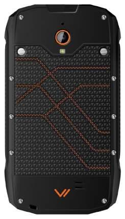 Смартфон Vertex Impress Action 8Gb Black/Orange