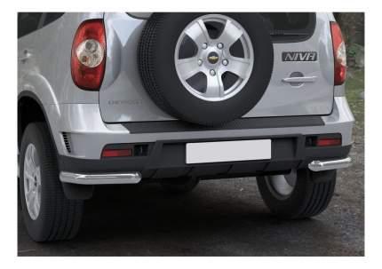 Защита заднего бампера RIVAL для Chevrolet (R.1004.012)