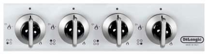 Встраиваемая варочная панель газовая Delonghi BS 46 ASV GU White