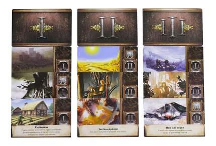 Настольная игра игра престолов Hobby World 2-е издание