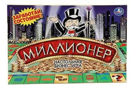 Настольная игра Умка Миллионер