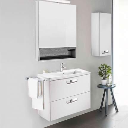 Зеркальный шкаф ROCA Gap 70, белый (ZRU9302749)