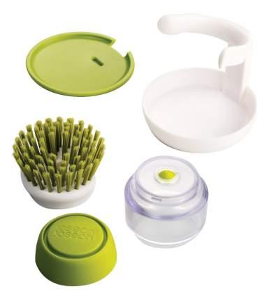 Щетка для посуды Joseph Joseph Palm Scrub зеленая