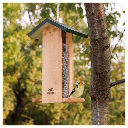 Уличная кормушка для птиц Ferplast Natura F5, дерево