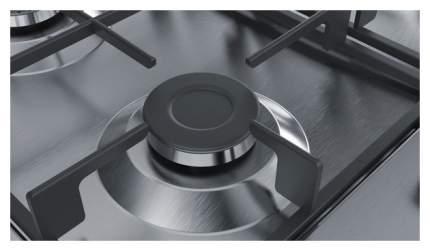 Встраиваемая варочная панель газовая Bosch PGH6B5B60 Silver