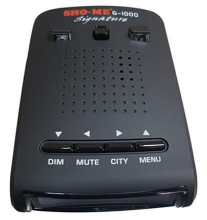 Радар-детектор Sho-Me G-000 Signature