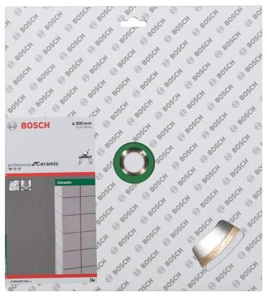 Алмазный диск Bosch Stf Ceramic300-30/25,4 2608602540