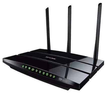Wi-Fi роутер Archer TP-LINK C1200 Черный