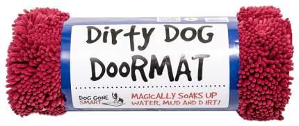 Коврик для животных DOG GONE SMART Doormat 66x89см красный