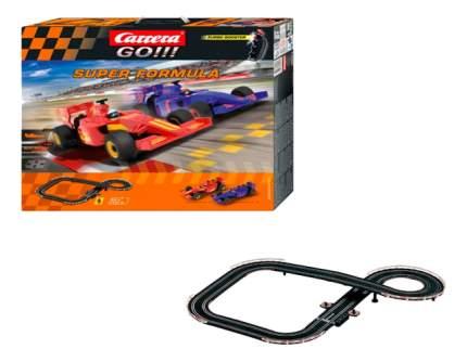 Автотрек Carrera Super Formula