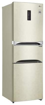Холодильник LG GC-B303SEHV Beige