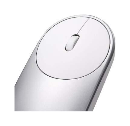 Беспроводная мышь Xiaomi Mi Portable Mouse XMSB02MW Silver