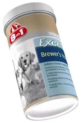 Витаминный комплекс для собак, для кошек 8in1 Brewers Yeast, с дрожжами и чесноком 260 таб