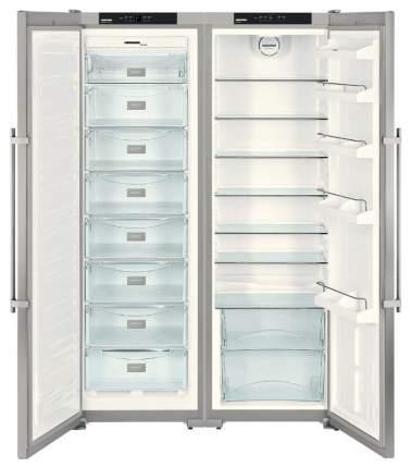 Холодильник Liebherr SBSESF 7212 Silver