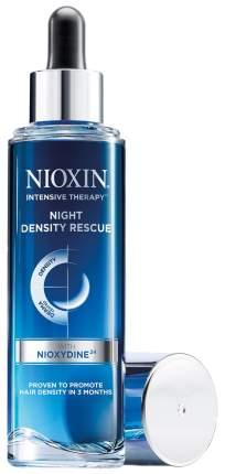 Сыворотка для волос Nioxin Intensive Therapy Night Density Rescue 70 мл