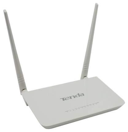 Wi-Fi роутер Tenda D301 Белый