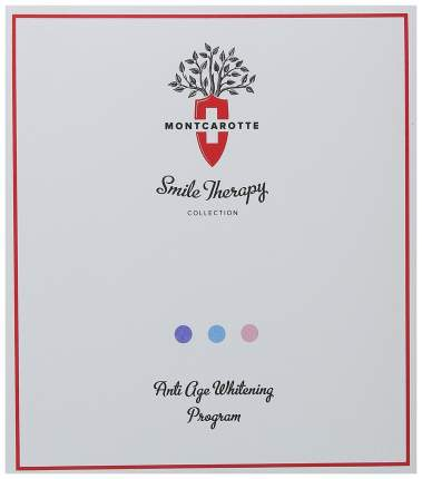 Аксессуар для ухода за полостью рта MontCarotte Anti-Age Whitening Program