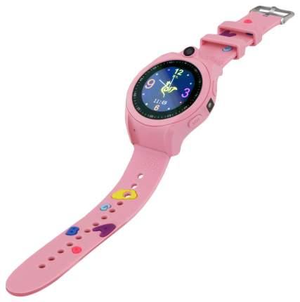 Детские смарт-часы Ginzzu GZ-507 Pink