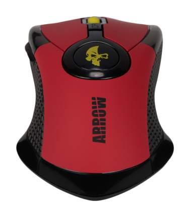 Игровая мышь Jet.A Arrow JA-GH35 Red/Black