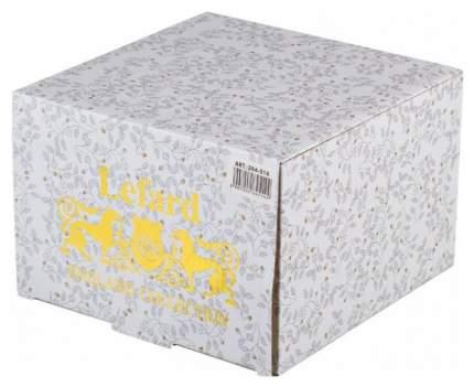 Конфетница на ножке Вивьен Lefard 264-514 Белый