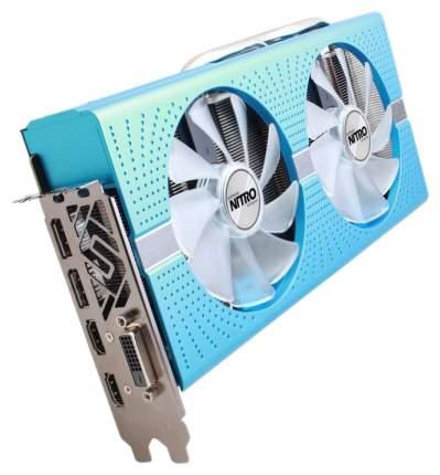 Видеокарта SAPPHIRE Technology Nitro+ Radeon RX 580 (11265-21-20G)