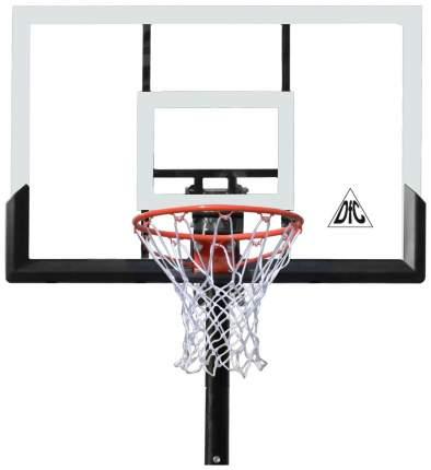 Баскетбольная мобильная стойка DFC Stand48P 120 x 80 см Поликарбонат