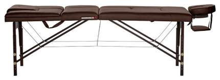 Массажный стол Yamaguchi Sapporo коричневый