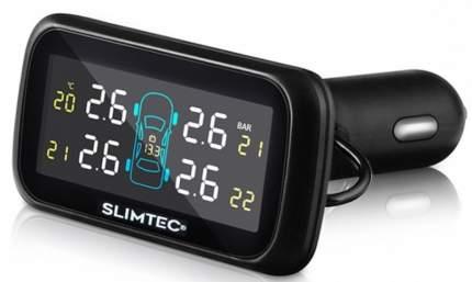 Датчики давления в шинах SLIMTEC TPMS X4 ешняя установка