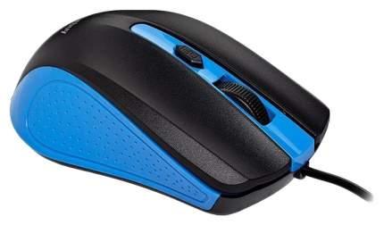 Проводная мышка SmartBuy SBM-352-BK Blue/Black