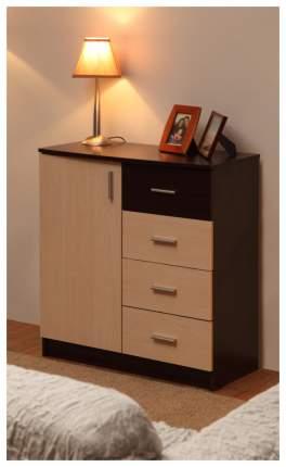 Комод Олимп-мебель Дуэт-5 TRM_Duet_5 40х80,4х83,6 см, венге
