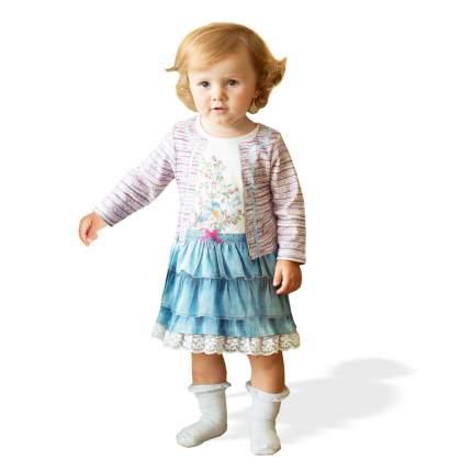 Платье Папитто Fashion Jeans с длинным рукавом р.24-80, 576-07