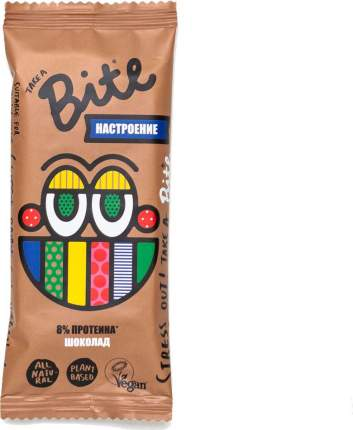 Батончик Take a Bite орехово-фруктовый шоколад 45 г
