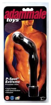 Массажер простаты Topco Sales Adam Male Toys P-Spot Extreme с вибрацией 18 см