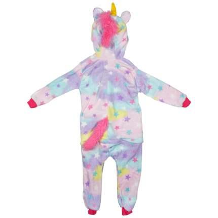 Пижама-кигуруми Lilkrok Звёздный Единорог 106-115 см