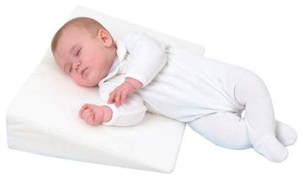 ФАБРИКА ОБЛАКОВ Подушка-позиционер для новорожденных 34x29x7 см, в ассортименте