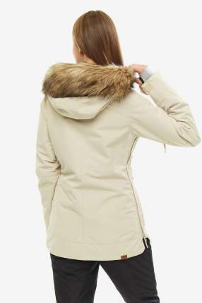 Куртка женская Roxy ERJTJ03214 TFN0 бежевая M