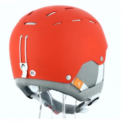 Горнолыжный шлем Head Thea Boa 2018 coral, S/XS
