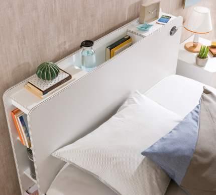 Кровать Cilek White 100х200 см, белый
